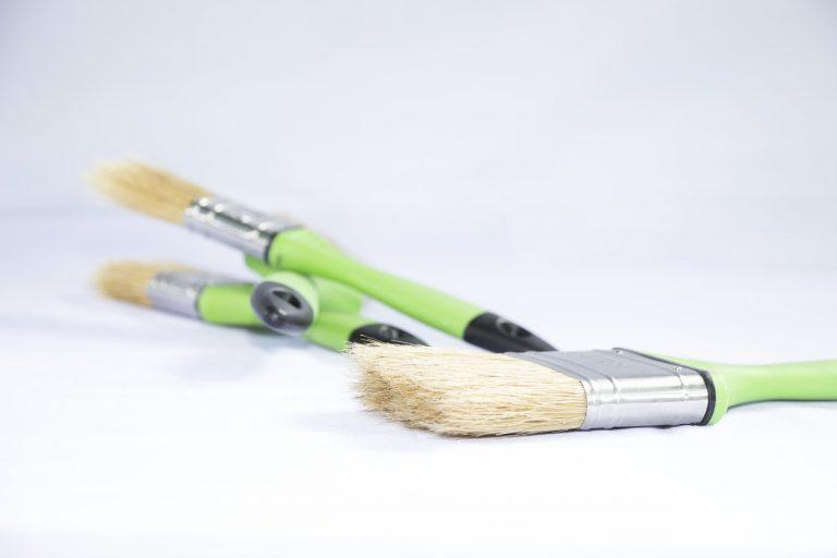 outils peinture
