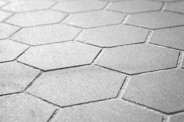carrelage hexagonale