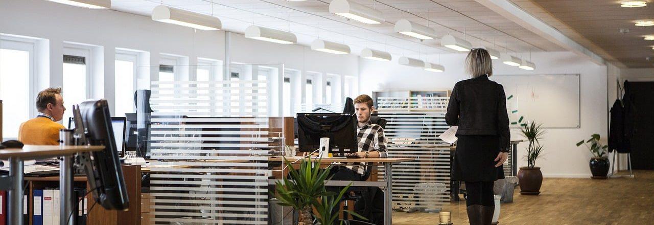 aménagement bureau entreprise architecte interieur rennes