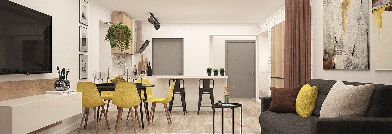 aménagement petit studio architecte interieur rennes